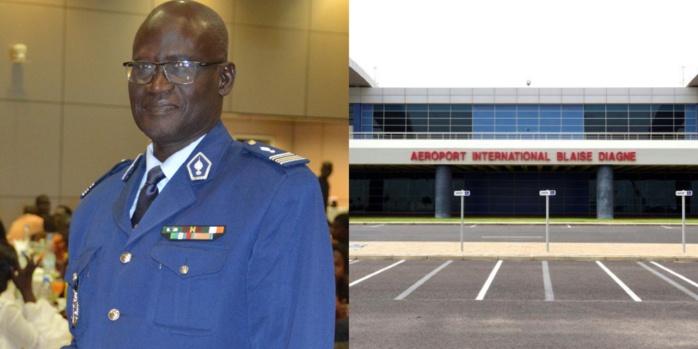 Haute Autorité des Aéroports : le colonel Dia part à la retraite
