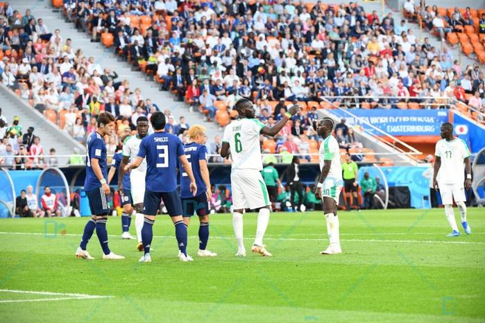Coupe du monde : Le Sénégal et le Japon se neutralisent (2-2)