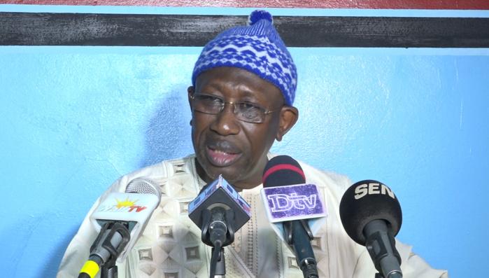 NGOUDA FALL KÂNE ( Candidat Présidentielle 2019) : ' Le PSE est une farce, Macky a échoué et les Sénégalais sont réduits à la mendicité '