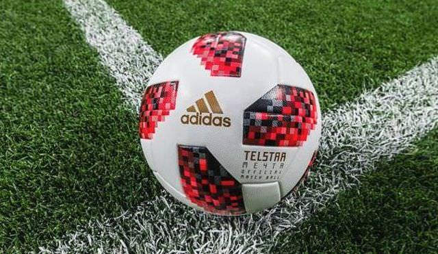 Coupe du Monde : le nouveau ballon pour les 8es (PHOTO)