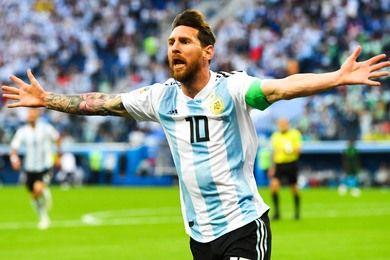 Coupe du monde : l'Argentine bat le Nigéria (2-1) et se qualifie in extremis pour les 8es de finale !