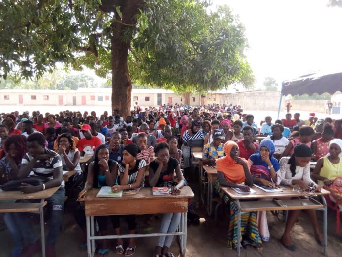 Préparation au BAC : Les élèves des établissements de Ziguinchor renforcés en vue des anticipés de philosophie