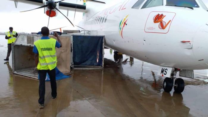 Tempête sur Dakar et ses environs : Air Senegal S.A. communique sur les dégâts subis