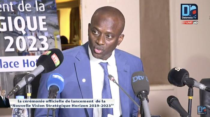 """Ababacar Sadikh Bèye tire la sonnette d'alarme : """"Si on ne fait pas siffler le train Dakar-Bamako, le port de Dakar pourrait perdre à jamais 70% du trafic du Mali"""""""