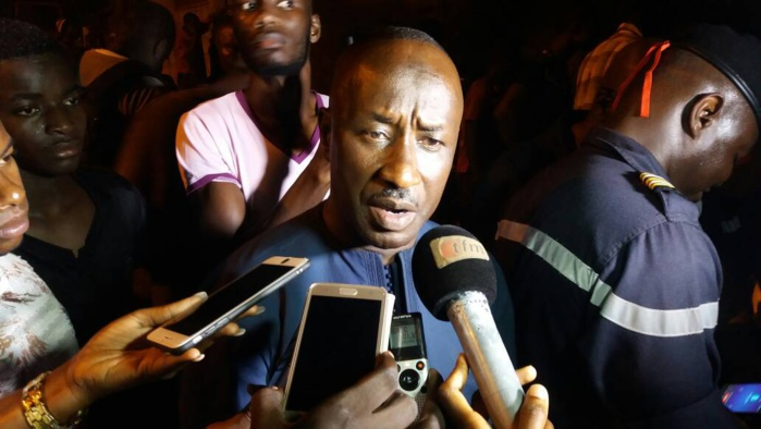 Incendie à Fass : Le sous préfet de Dakar-Plateau denonce l'habitation anarchique