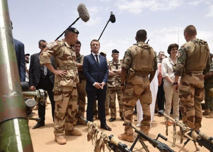 Attaque du QG du G5 Sahel à 48 heures du 31e sommet de l'Ua : Un message à Emmanuel Macron ?