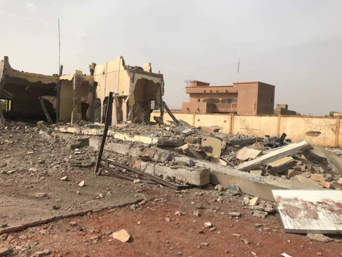 Sévaré : Le GSIM serait lié à l'attaque du QG de la force régionale G5-Sahel