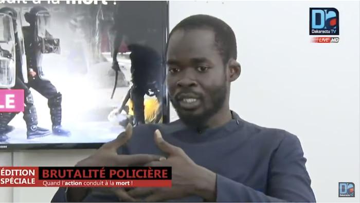 Mort du commerçant Seck Ndiaye : le Forum du justiciable démonte la version de la police nationale