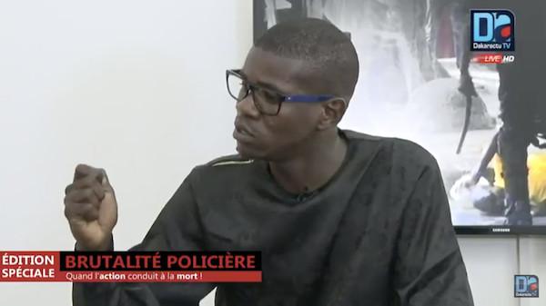 Mort du motocycliste Abdoulaye Timera : 10 000 Sénégalais pétitionnent pour dénoncer une « bavure policière »