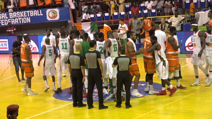 Sénégal/Côte d'Ivoire (66-61) : les Lions assurés d'être qualifiés pour le deuxième tour