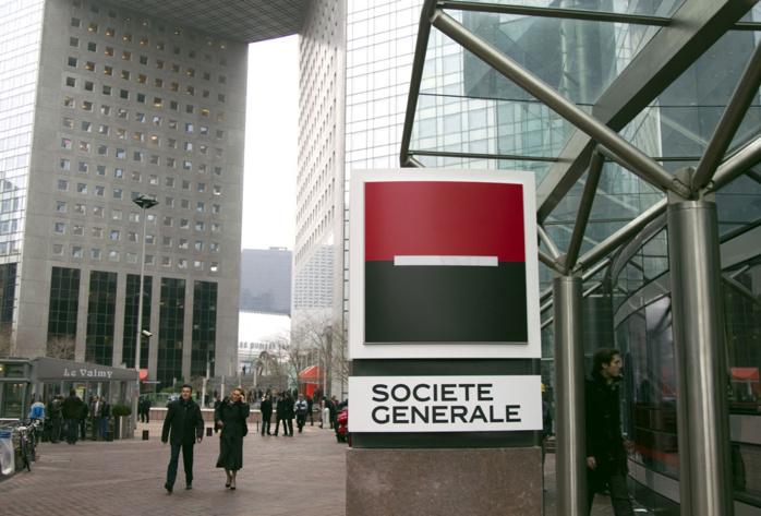Effet du numérique : la Société Générale pourrait supprimer le poste de caissier