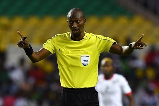 L'arbitre sénégalais, Malang Diedhiou n'est pas retenu pour les quarts de finale de la Coupe du monde