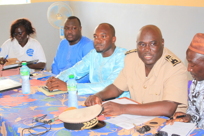 Réintégration des populations impactées par la crise en Casamance : Identification et sélection de projets bénéficiaires par l'ANRAC