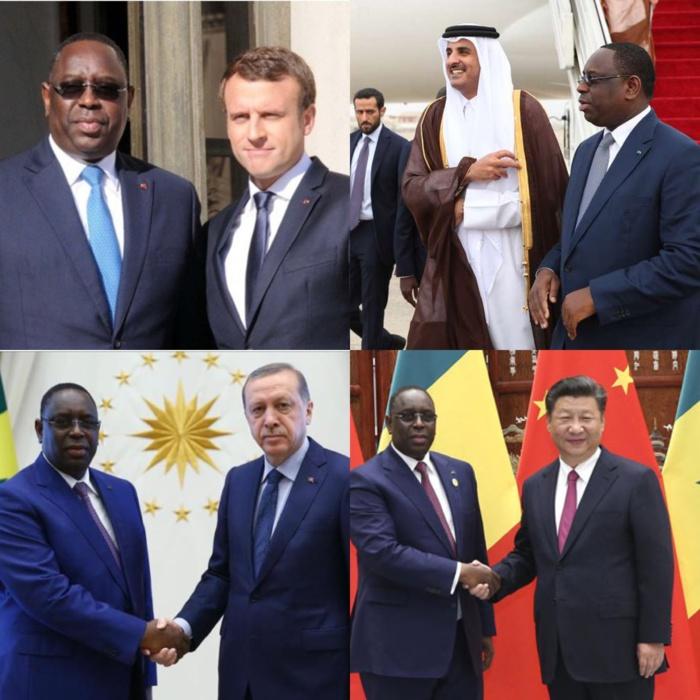 Macron, al-Thani, Erdogan, Xi Jinping : Et si le pétrole sénégalais attirait les grands de ce monde ?
