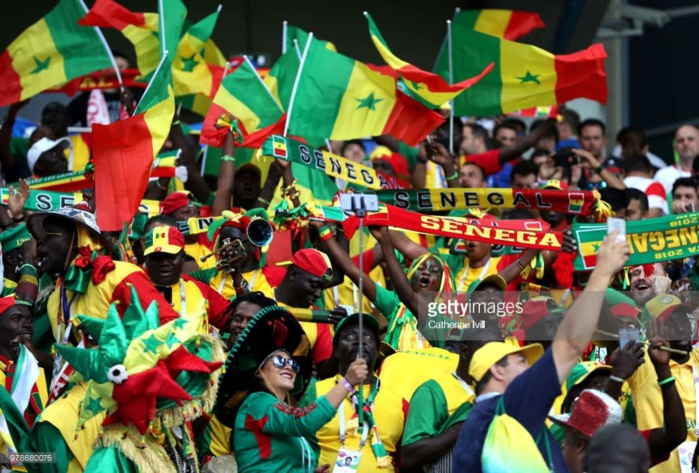 Mondial 2018 / Émigration clandestine : Trois supporters du Sénégal interceptés en Finlande