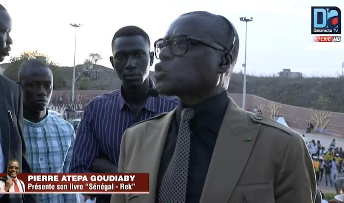 """Pierre Goudiaby Atépa : """" La démocratisation de l'école est un des premiers devoirs de la République """""""