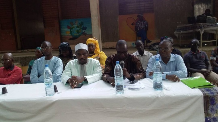KOLDA : Mise en place d'un mouvement d'enseignants en soutien au Président Macky Sall