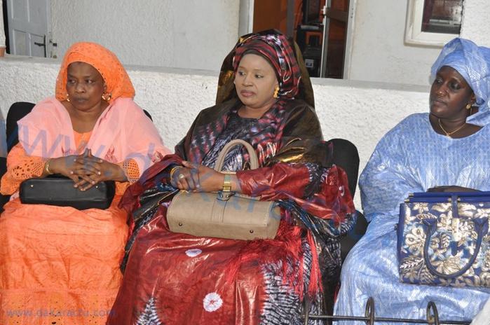 """Coordinatrice mouvement and Dolel Amadou Ba falat Macky : """"Que personne ne pense que la victoire est déjà acquise, il faut travailler!"""""""