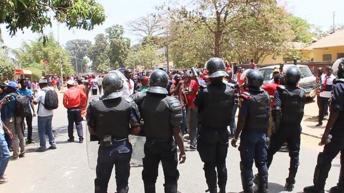 Sauvegarde des libertés et de la démocratie : Le Front Démocratique et Social pour la Résistance Nationale marche ce vendredi