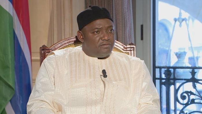 Recyclage d'ex-proches de Jammeh : Barrow veut-il ressusciter « l'Etat islamique » et capter les fonds arabes ?