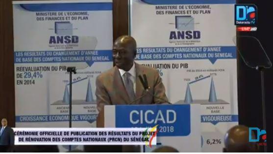 BAÏDY AGNE : « Un pays qui ne peut pas mettre ses comptes nationaux ... est un pays à risque »