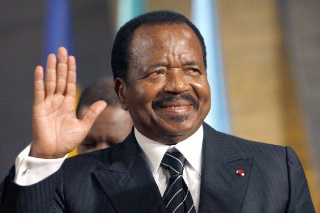 Au Cameroun, le président Paul Biya annonce qu'il va briguer un nouveau mandat présidentiel