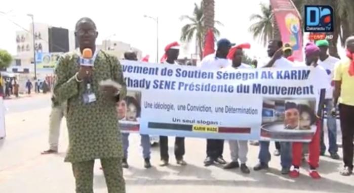 [REPLAY- 13 Juillet 2018] Revivez la marche pacifique de l'opposition sénégalaise à Dakar
