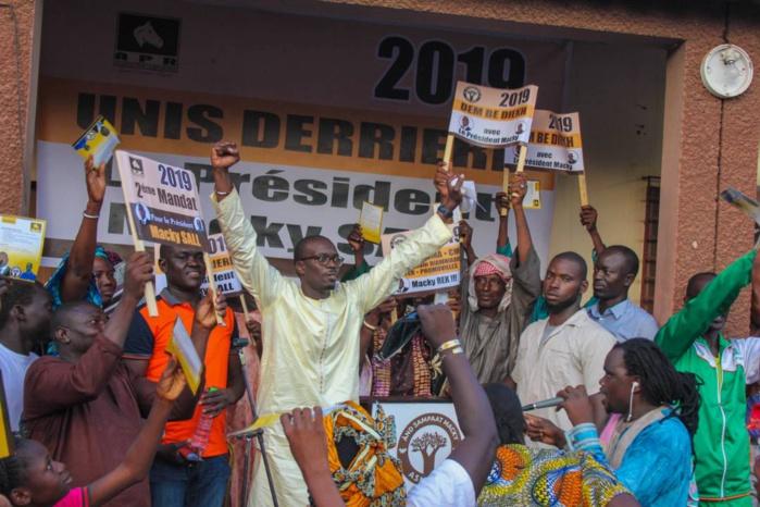 Méga rassemblement : Mamadou Kassé fait vibrer Tambacounda