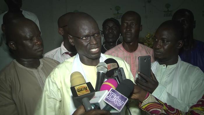 L'APR DE BAMBEY EN CRISE - Plusieurs responsables de  l'Apr, dont Assane Dia, gèlent leurs activités et attaquent Mor Ngom