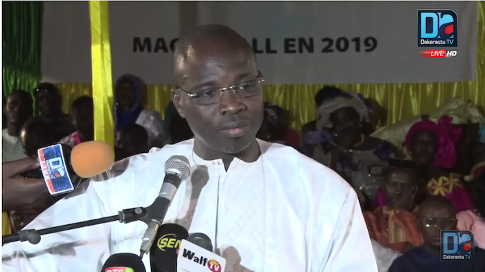 "Velléités de blocage du pays : Mohamed Ndiaye ""Rahma"" tance l'opposition"