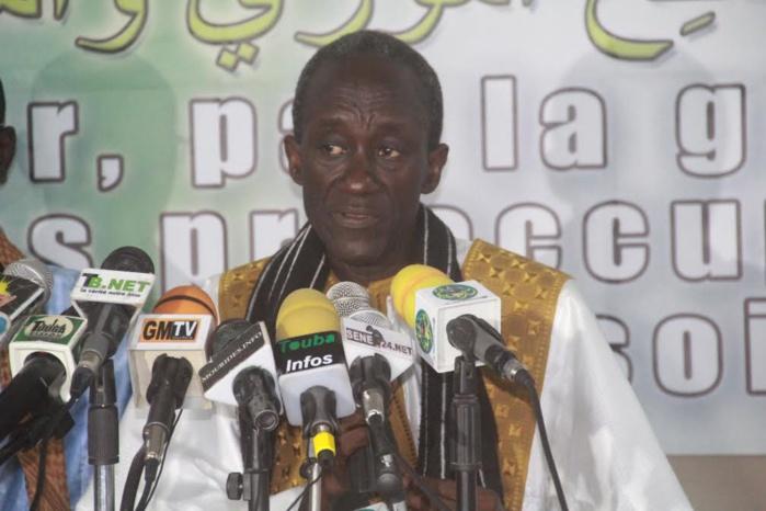 EXCLUSIF À TOUBA - Serigne Cheikh Aliou Mbacké se retire de Maou Rahmati