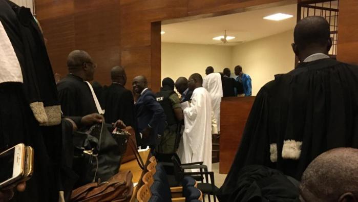 (DOCUMENT) LE PROCUREUR GÉNÉRAL LANSANA DIABÉ SIBY AUX CONSEILS DE KHALIFA SALL : « La Cour de Justice de la CEDEAo n'a jamais mis en cause la régularité du mandat de dépôt en dehors de la période visée... »