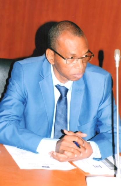 Il y'a des cracks à l'APR : Le Président du Conseil Départemental de Kolda, Moussa Baldé, passe Professeur titulaire des Universités en Mathématiques
