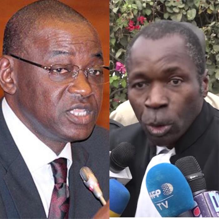 Me Ousseynou Fall au juge Demba Kandji : « Nit dafay am jõm »