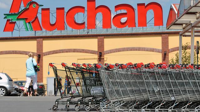 Auchan ouvre un nouveau grand magasin sur la Corniche Ouest