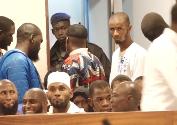 Verdict du Procès de l'Imam Ndao et cie : 10 ans de travaux forcés pour 6 accusés