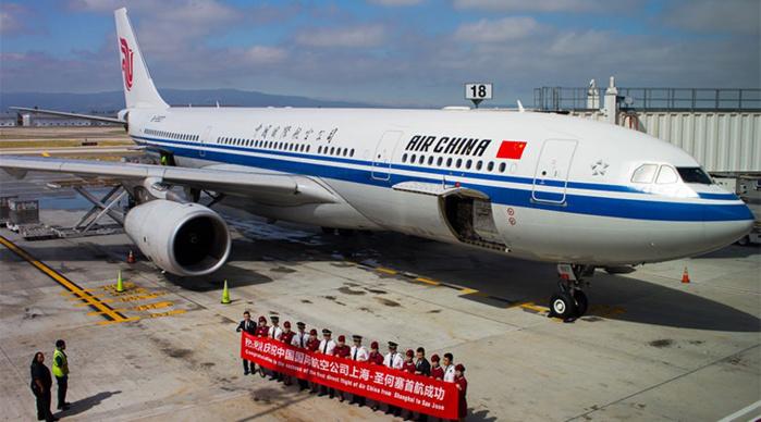 A deux jours la visite du Président Xi Jinping à Dakar : Intenses navettes de Air china entre Dakar et Kigali