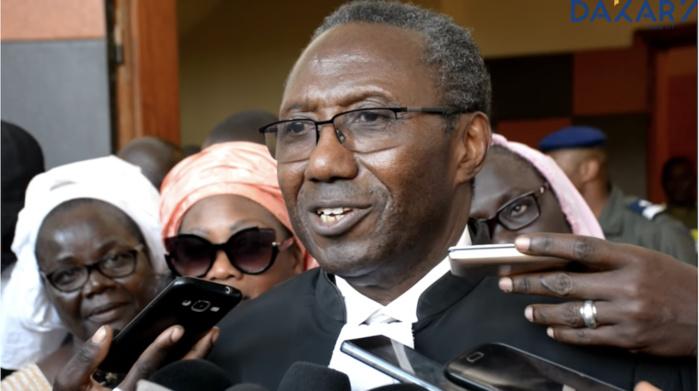 """Khalifa Sall en appel : Me Doudou Ndoye toujours convaincu de la """"culpabilité de l'État"""""""