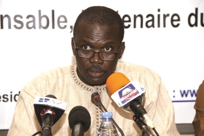 Ousmane Cissé (Directeur des mines et de la géologie) : «Le président Macky Sall ne peut pas exclure un citoyen des listes électorales»