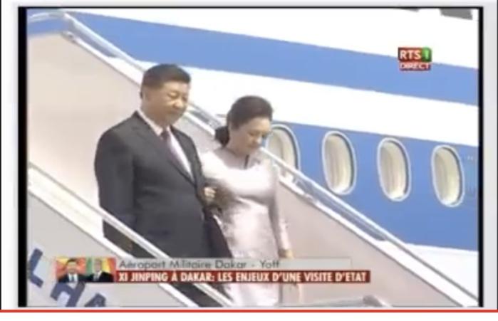 Visite d'État : Le président chinois loge au King Fahd Palace