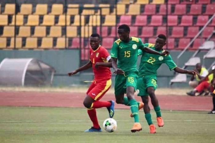 Le Sénégal se qualifie pour la Coupe d'Afrique U20 en battant le Congo Brazaville (4-1)