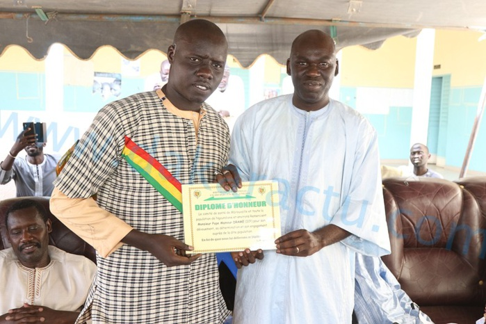 Commune de Ngoundiane : Les populations du village de Mbourwaye rendent hommage à l'ICP