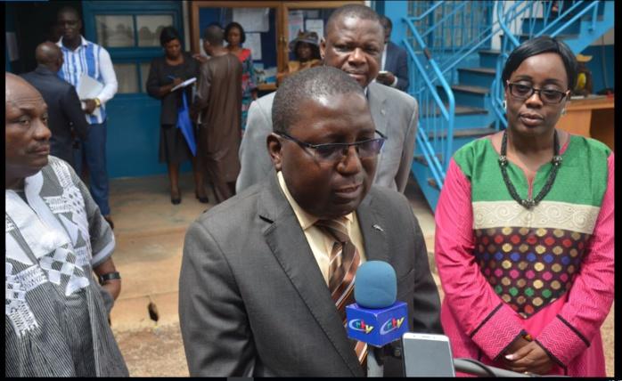 CAMEROUN : Décès de l'Ambassadeur Sénégalais Vincent Badji à Yaoundé