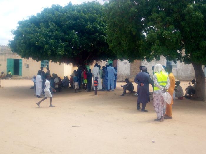 Kaolack : Le domicile de Imam Aliou Ndao assailli par la population pour son accueil