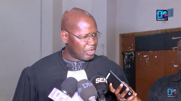Procès Khalifa Sall : Me Khassimou Touré demande la remise en liberté de son frère Mbaye Touré