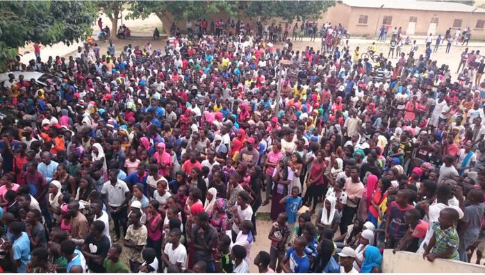 Bac 2018 / Lycée Ahmadou Ndack Seck de Thiès : Les premiers résultats tournent autour de 35 et 40%
