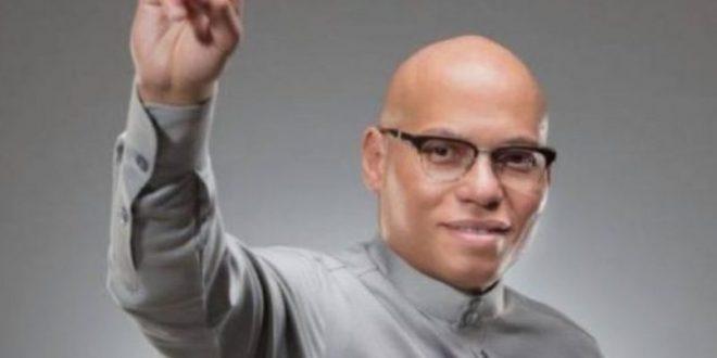 Rejet de son inscription sur les listes électorales : Karim va saisir l'Onu et la Cedeao