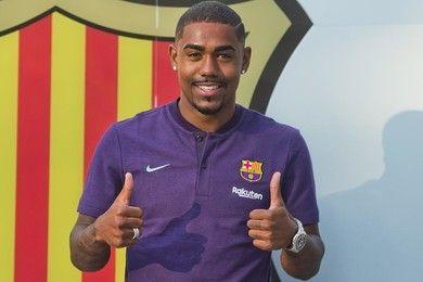 Transfert : Malcom, le Barça réussit son coup (officiel)