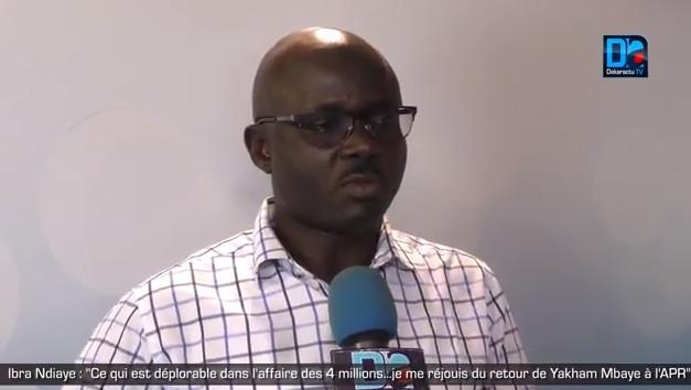 ADS : L'ancien DG de l'APDA Ibra Ndiaye, nommé Président du conseil d'orientation