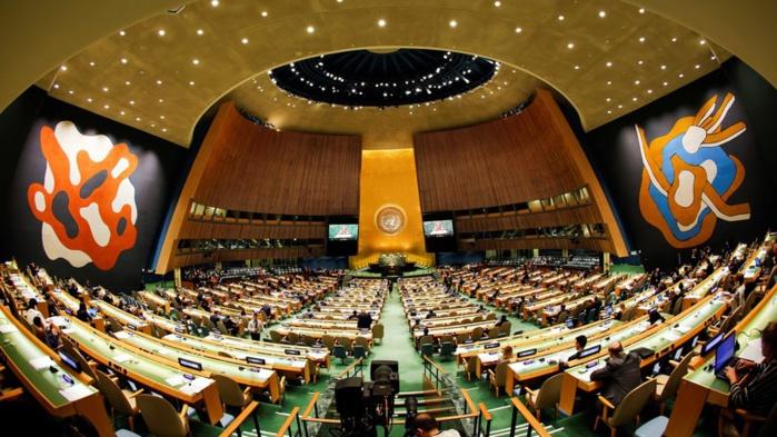 Assemblée générale de l'ONU : la Guinée Bissau et d'autres Etats sommés de verser leur contribution